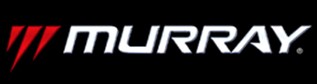 murray logo chrome
